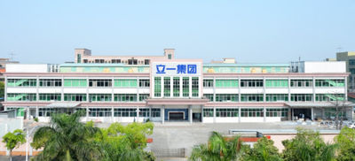 Dongguan Liyi Environmental Technology Co., Ltd. Fabrik Produktionslinie