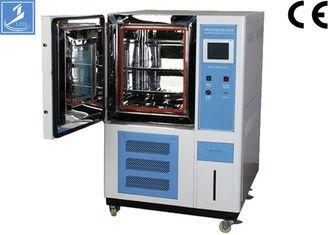 programmierbare Kammer der Temperatur-800L und der Feuchtigkeit mit Stahlplattenmaterial des SUS 304#
