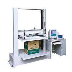 Behälter-Karton-Kompressions-druckprüfende Ausrüstung des Computer-5T mit 1/250000 Entschließung